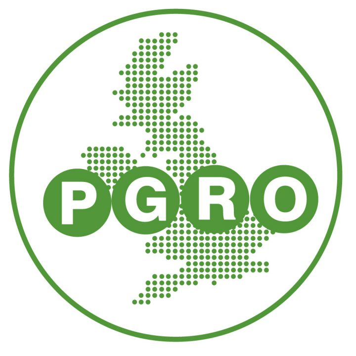 PGRO logo